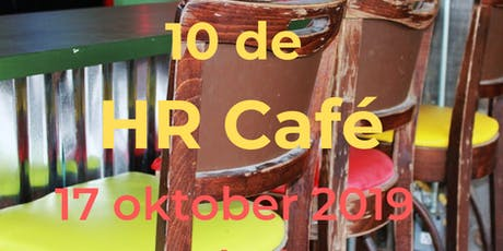 HR Café - 17 oktober 2019 tickets