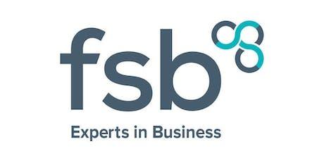FSB UCI Update Event - 4 September tickets