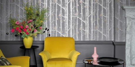 Interior Design Evening: The Pattern Principle and Cole & Son tickets