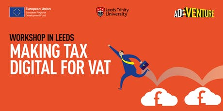Making Tax Digital for VAT - Thursday, 3 March   tickets