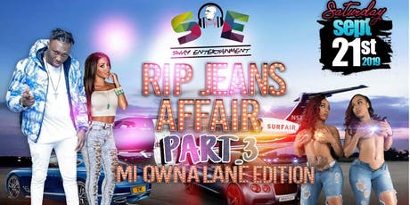 RIP Jeans Affair Pt3 tickets