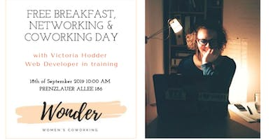 """Breakfast, Networking & Coworking Day  \""""Conversations with my computer\"""""""