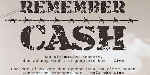 Johnny Cash Memorial Concert + Film 'Walk the Line'