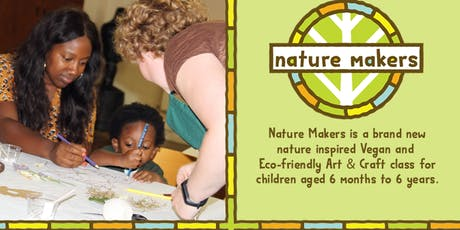 Nature Makers Autumn Term tickets