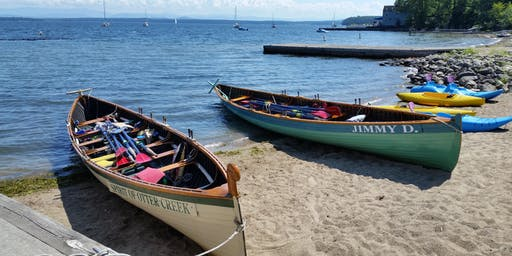 Weekend Row to Westport for Lunch-Saturday Sept 7
