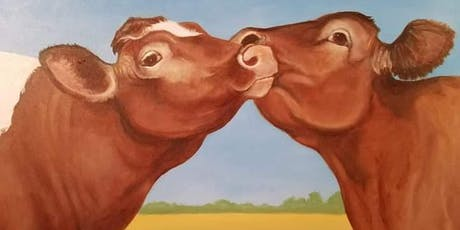 Breakfast for Bovines, a benefit dinner for The Cow Sanctuary tickets