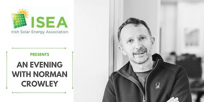 ISEA Presents An Evening with Norman Crowley