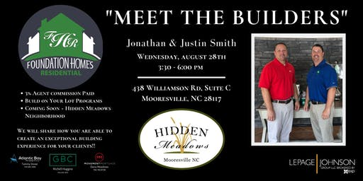 MEET THE BUILDERS - Foundation Homes