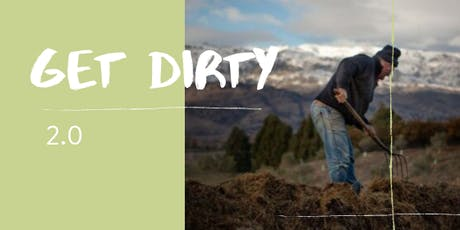 Get Dirty 2.0. New Zealand Organic Wine Tasting tickets