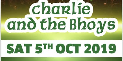 Charlie and the Bhoys return to downpatrick