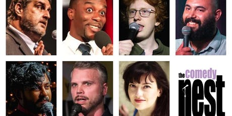 A Very Comedy Nest Labour Day - Sunday September 1st at The Comedy Nest tickets