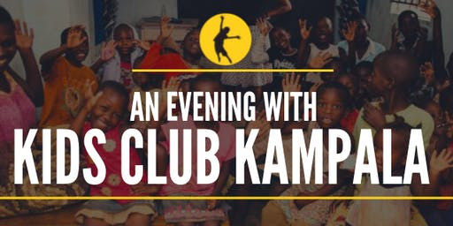 An Evening with Kids Club Kampala