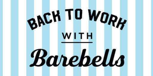 Back to Work w/ Barebells & Trib3 Helsinki