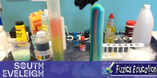 Chemical Concoctions, South Eveleigh, October 1, 9:00am to 12:00pm