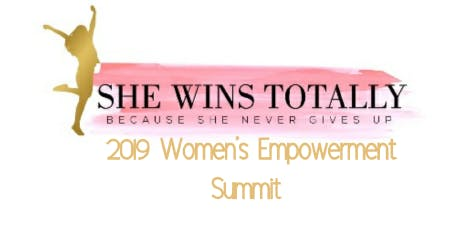 She Wins Totally and Queenmovations Women's Empowerment Summit  Orlando