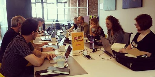 Free Coworking and Business Networking at Baltic Creative CIC