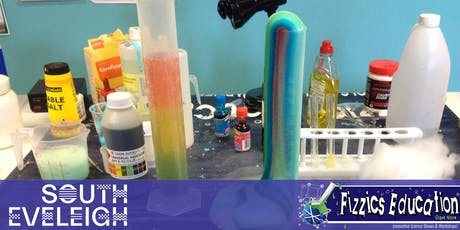 Chemical Concoctions, South Eveleigh, October 10, 9:00am to 12:00pm tickets