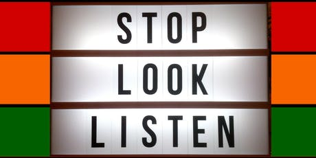 Stop Look Listen - live at the Finsbury tickets