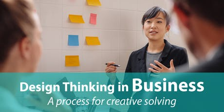 Design Thinking for Business tickets