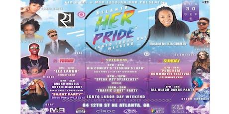 HER Pride Weekend tickets