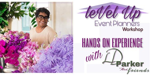 Level Up Event Planners Workshop