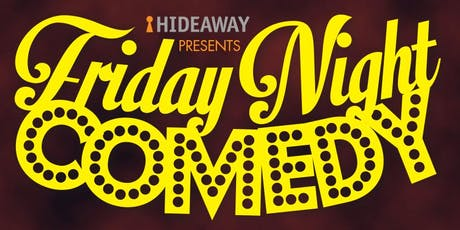 Friday Night Comedy tickets