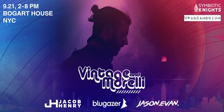 Silk Music Presents: Vintage & Morelli (NYC Debut) tickets