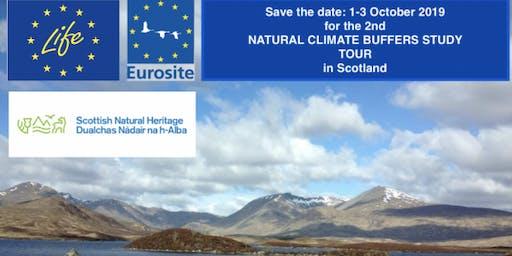 Natural Climate Buffers Study Tour Scotland
