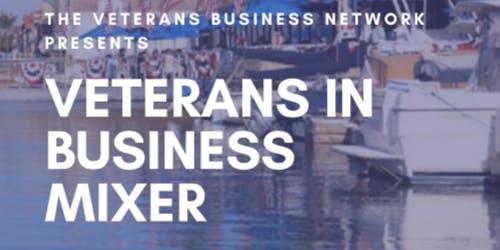 "VBN's ""Veterans In Business"" Mixer - September - American Legion Post 291"