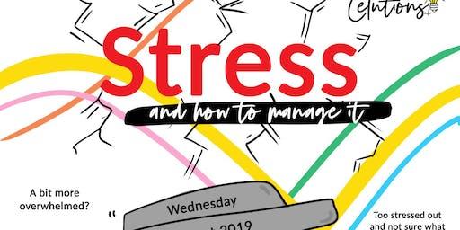 CelutionsUK: Stress Workshop