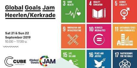 Global Goals Jam Heerlen/Kerkrade tickets