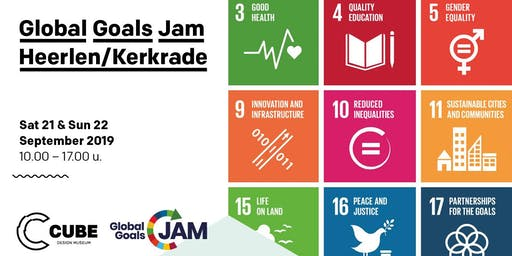 Global Goals Jam Heerlen/Kerkrade