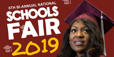 6th Bi-Annual National Schools Fair, NASFAIR - Nigeria tickets