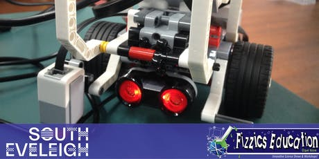 Robotics at South Eveleigh, September 30, 9:00am to 12:00pm tickets