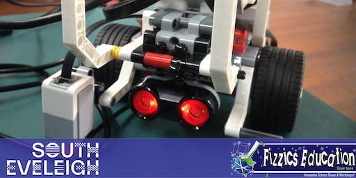 Robotics at South Eveleigh, September 30, 9:00am to 12:00pm