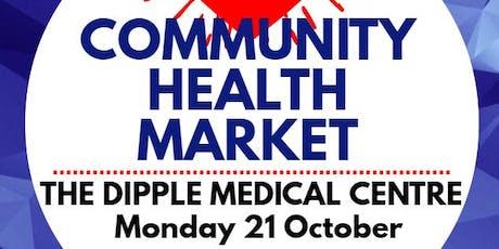 Heart of Pitsea Community Health Market tickets