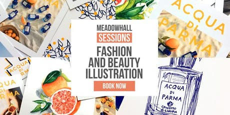 Fashion and Beauty Illustration with Acqua di Parma tickets