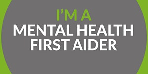 Mental Health First Aid - Adult - 16 hour