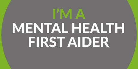 Mental Health First Aid - Adult - 16 hour  tickets