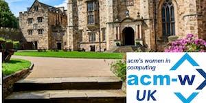ACM-Women UK Inspire 2019 @ University of Kent