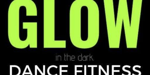 Glow in the dark dance fitness