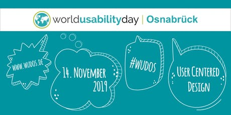 World Usability Day Osnabrück Tickets