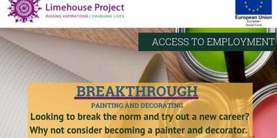 FREE Painting and Decorating Course, Women ONLY