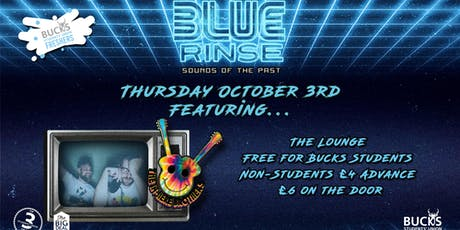 Blue Rinse tickets