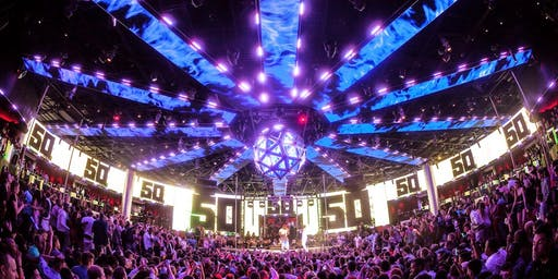 #1 Rooftop Nightclub - Drais Las Vegas - Guest List - 10/19