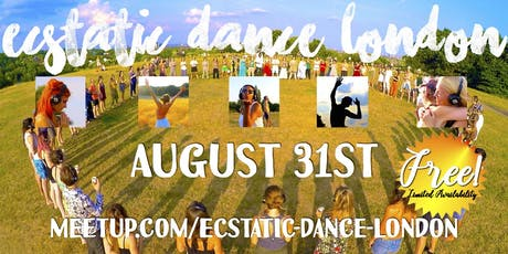 Ecstatic Dance London presents: Outdoor Silent Disco tickets