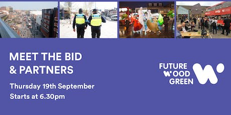 Meet the BID and Partners tickets