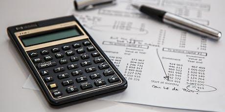 Property Investment Workshop - Cash Flow Forecasting - Jan 2020 tickets