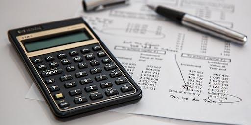 Property Investment Workshop - Cash Flow Forecasting - Jan 2020