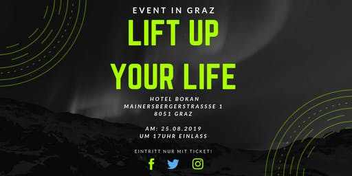 LIFT UP YOUR LIFE